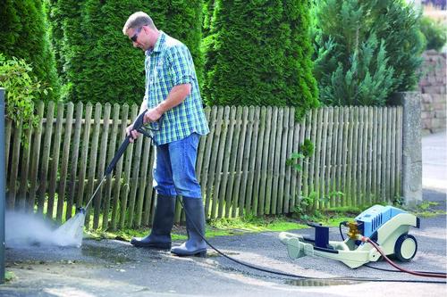 Nettoyage nettoyer haute pression karcher décaper