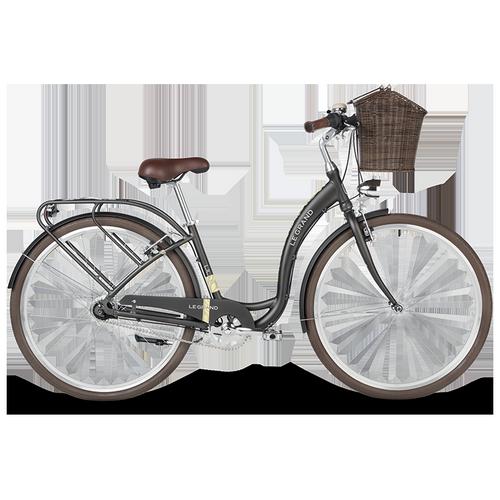 Vélo 2 roues cycle VTC Legrand promenade